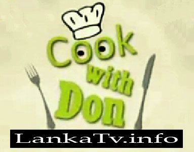 Cook With Don 25.04.2015 ITN