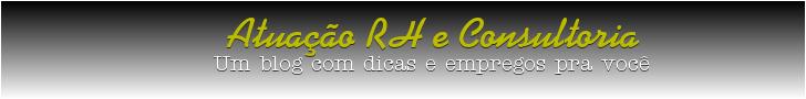 Atuação RH e Consultoria