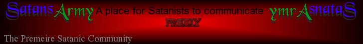 The Satanic Forum
