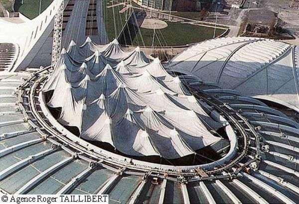 Montreal Stade Olympique Olympic Stadium 65 255